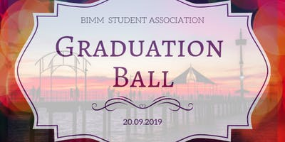 BIMM Brighton Graduation Ball 2019