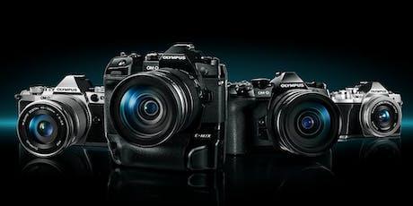 Olympus User Group in October tickets