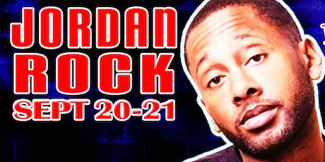 Comedian Jordan Rock at Laughs Comedy Club in Seattle! tickets
