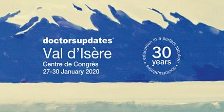 Doctors Updates - Val d'Isere 2020 tickets
