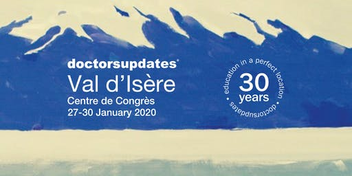Doctors Updates - Val d'Isere 2020