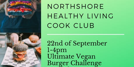 Northshore Healthy Living Cook Club tickets
