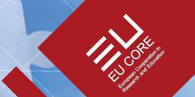 """""""Gestione e rendicontazione di progetti ERC e Marie Curie """" (Torino, 9-10 ottobre 2019)"""