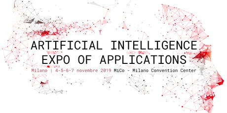 AIXA - Artificial Intelligence Expo of Application biglietti