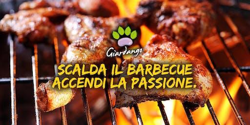 Corso avanzato di cucina a barbecue.