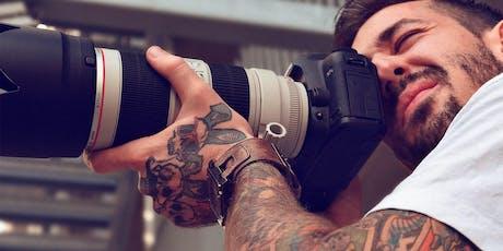 Schnupper-Workshop am Open Day: Wie mache ich das perfekte Instagram Foto inkl. Bearbeitung. Kamera o. Smartphone Tickets