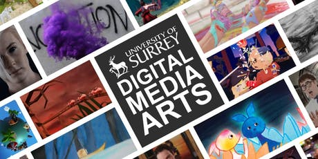 Digital Media Arts Graduation Screenings (Reprise) tickets