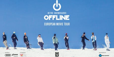 "Nitro Snowboards ""OFFLINE"" presented by Blue Tomato Stuttgart Tickets"
