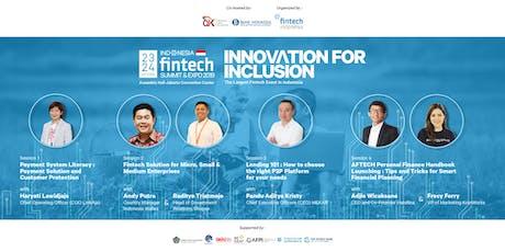 Indonesia Fintech Expo 2019: Financial Literacy Program tickets