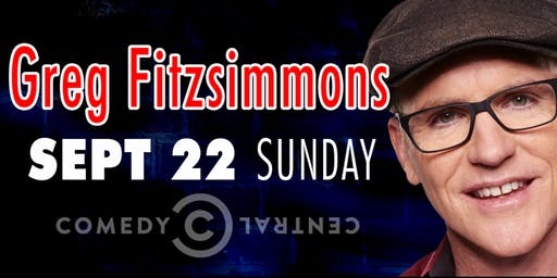Comedian Greg Fitzsimmons in Seattle: One Night Only!