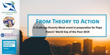 From Theory to Action - A Challenge Poverty Week event tickets
