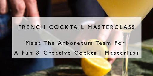 French Cocktail Masterclass