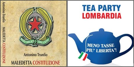 Cena Tea Party Lombardia & Friends biglietti