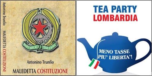 Cena Tea Party Lombardia & Friends