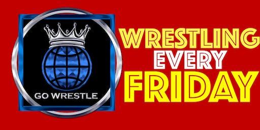 Go Wrestle 124! Friday Night Wrestling! Sept 20th in Daytona Beach
