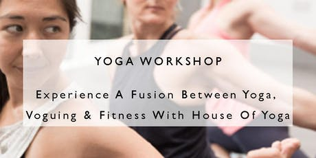 """""""Morning 'Voga' Class by HOUSE OF VOGA tickets"""