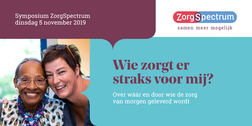 Symposium ZorgSpectrum 5 november 2019