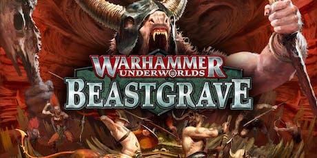 Saturday Warhammer Underworlds - Learn & Play tickets