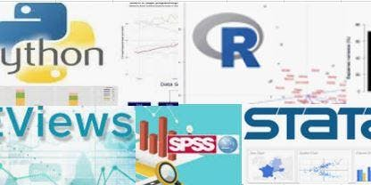 Free Training on 5 Analytics Tools (SPSS, STATA, EViews, R and Python)