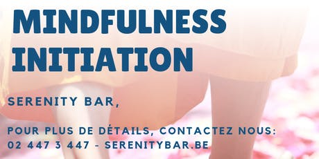 Séance initiation Mindfulness billets