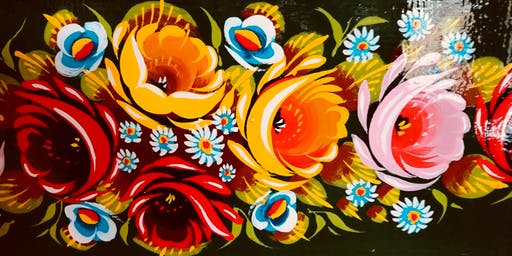 Advanced Roses - Learn Canal Art with Phil Speight