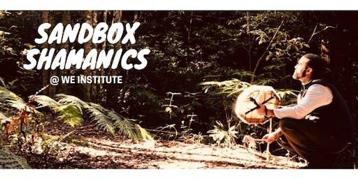 SANDBOX SHAMANICS   -    5 SESSION JOURNEY