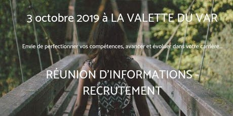 Réunion d'informations tickets