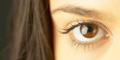 Eye Health talk by The Visual Impairment Forum (Savick) #EyeWeek
