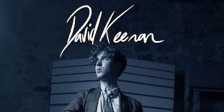 David Keenan tickets