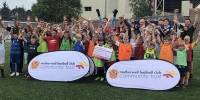 Motherwell Football Club Community Trust October Camps 2019
