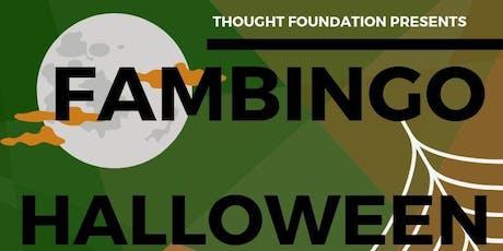 Fambingo- Halloween Special tickets