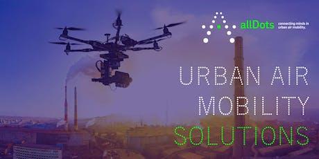 Einsatz von Drohnen im industriellen Umfeld - Stuttgart Tickets