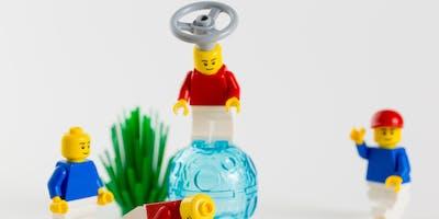 Meet Up #1: Kreativität im Team steigern - mit Lego® Serious Play®
