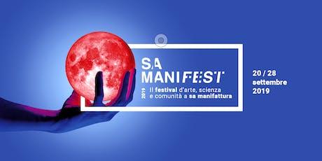 ARTSA - prima ASSEMBLEA tra arte scienza e comunità in Sardegna biglietti