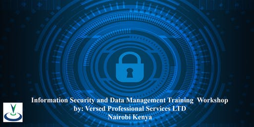 Training Workshop on  Information Security and Data Management