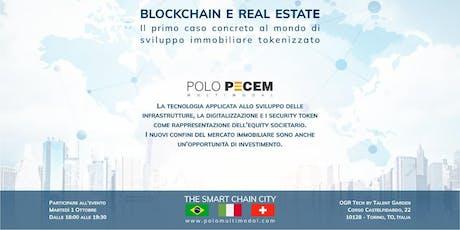 POLO PECEM - BLOCKCHAIN E REAL ESTATE tickets