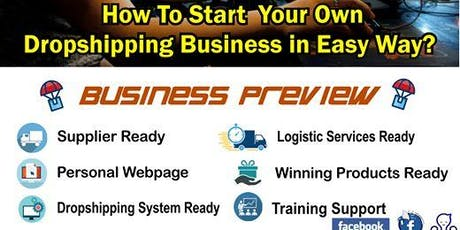 DADS - Dedicated Affiliate Dropshipping System tickets