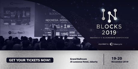 Inblocks Conference 2019 tickets
