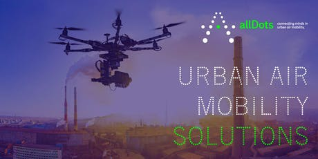 Einsatz von Drohnen im industriellen Umfeld - München Tickets