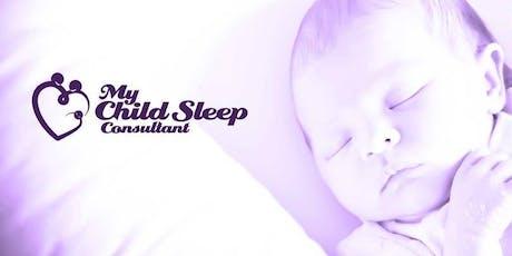 Baby Sleep Workshop aimed at 0-12mths tickets