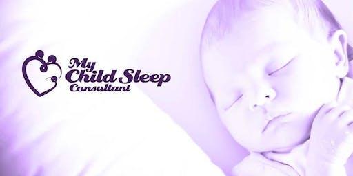 Baby Sleep Workshop aimed at 0-12mths