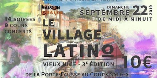 Le Village Latino de Nice - 3ème édition !