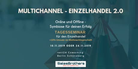 Multichannel - Einzelhandel 2.0 Tickets