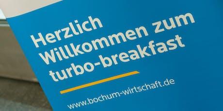 135. turbo-breakfast: Quaz Ruhr: Wir schaffen Perspektiven für Zugewanderte Tickets