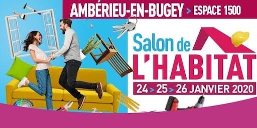 Le salon habitat de Ambérieu-en-Bugey