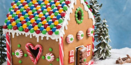 Children's Christmas Cookery Club - Gingerbread Houses tickets