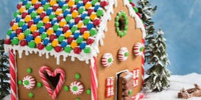 Children's Christmas Cookery Club - Gingerbread Houses