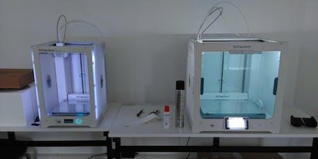 Formation à l'impression 3D billets