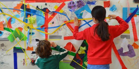 Children's Art Club for 5-7s tickets