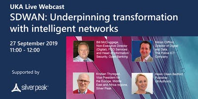 Underpinning transformation with intelligent networks